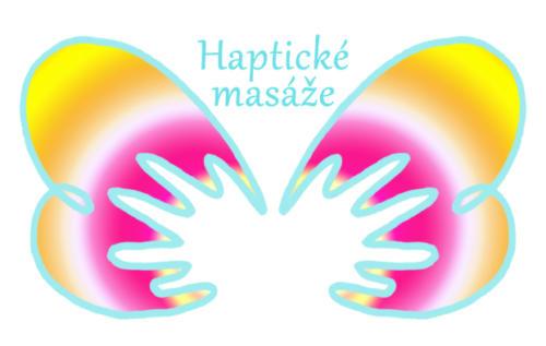 Logo haptické masáže