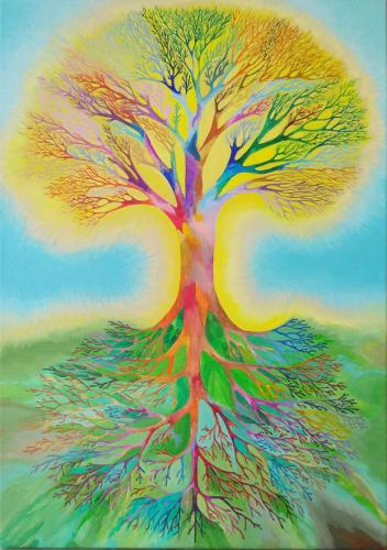 Synergický strom pro Kristinku