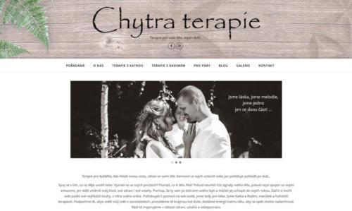 Web chytraterapie